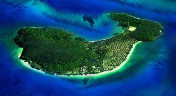 Koh Rang Yai island